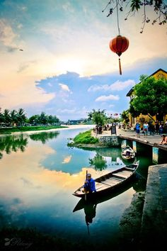 #HoiAnbeauty in the #morning  Please like, share, repin or follow us on Pinterest to have more interesting things. Thanks. http://hoianfoodtour.com/