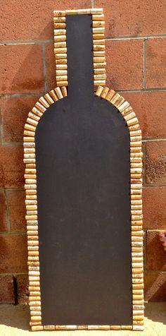 Wine Chalk Board