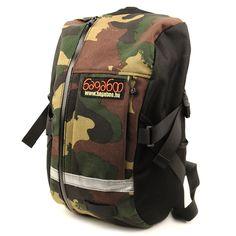 *BAGABOO* rancid backpack (camo)