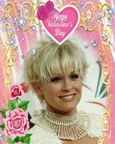 Lorrie Morgan, Happy Valentines Day, Crown, Stars, Music, Musica, Corona, Musik, Sterne