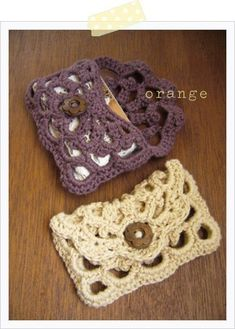 Card Case; oh these are adorable  Mom I love these, can you make it???  I will pay you with homemade coconut macaroons  LOL