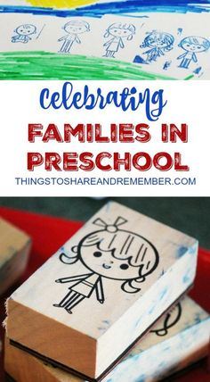 Today's families are diverse Celebrating families in preschool important because families have a unique role in their children's learning and development. Preschool Family Theme, Toddler Preschool, Preschool Activities, Early Learning, Fun Learning, Easel Activities, Mother Goose Time, All About Me Activities, Preschool Art Projects