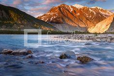 Framed Canada, British Columbia, Alsek River Valley (horizontal) Art by Jaynes Gallery / Danita Delimont at FramedArt.com