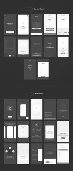 UI8 — Products — Knock
