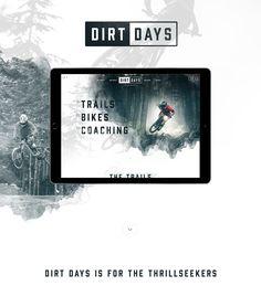 Dirt Days on Behance