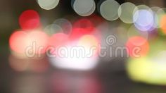 Video about Abstract lights - car traffic at night in blur. Video of cityscape, celebrate, bulb - 78134323
