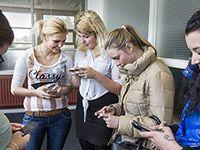 Publicatie 'Sociale veiligheid op school en internet' van Kennisnet en Stichting School en Veiligheid.