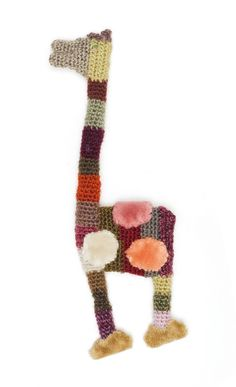 I love this giraffe - he's also apparently a pin.  Super cute.