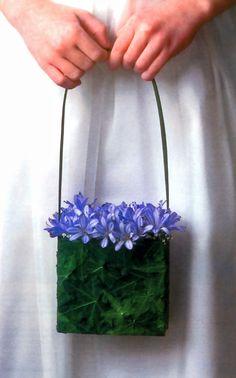 """flower """"bag"""""""