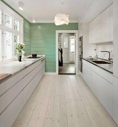The Danish kitchen design Boform