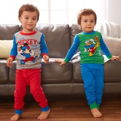 Take a look at the A Character-Packed Pajama Party event on zulily today!