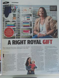 FourEro A Right Royal Gift! Read about our story and shop www.fourzero.com.au…