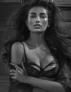 Kelly Gale for Vogue India October 2013