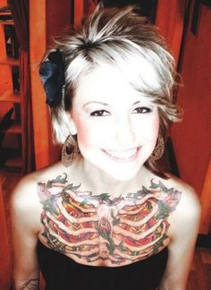 99 Awesome Tattoos for Women – Part III (1)