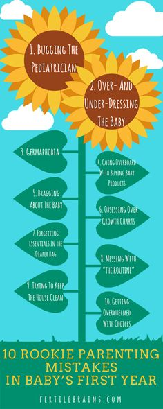 How many rookie mistakes from this list have you made as a first time parent? #family #parenting