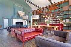 umthunzi valley clubhouse stylish interior