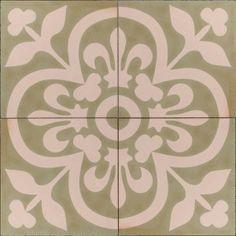 Clover pattern 4