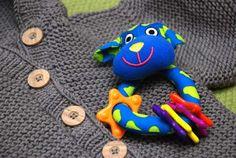 Pludrehanne: Hilsen strikketante Smurfs, Diy, Bricolage, Do It Yourself, Homemade, Diys, Crafting