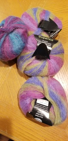Wool Yarn Knitting//Crochet 100/% Acrylic/'s Flamingo 5x100g Balls Golden Bobbly DK