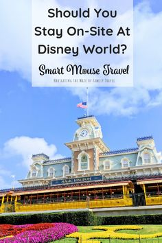 There are several perks of staying on-site at Disney World. Find out what on-site Disney World resort benefits to expect on your next vacation. Disney World Florida, Walt Disney World Vacations, Family Vacation Destinations, Cruise Vacation, Disney Travel, Cruise Tips, Family Vacations, Best Disney Restaurants, Disney World Resorts