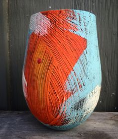 Lesley McInally Ceramics Excited to send these landscape vessels off for a photo shoot