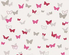Next stop: Pinterest Esprit Home, Montage, Wallpaper, Girl Room, Bunt, Butterflies, Projects To Try, Kids Rugs, Romantic