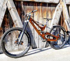 View Vital MTB member Fantaman's mountain bike check 'Specialized Demo 8 S-Works '. Bmx Bikes, Road Bikes, Cycling Bikes, Cycling Equipment, Mtb Parts, Downhill Bike, Drift Trike, Road Bike Women, Bicycle Maintenance