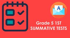 Grade 5 Summative Test The goal of summative assessment is to evaluate student learning at the end of an instructional unit by. Daily Lesson Plan, Teacher Lesson Plans, Teacher Resources, Bullying Bulletin Boards, Summative Assessment, Math 5, Powerpoint Lesson, Exam Results, Activity Sheets