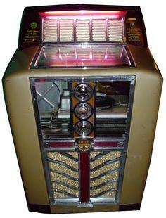 jukeboxes | Jukeboxes des années 1940 / 78 rpm Wurlitzer, Rock-Ola, Seeburg.