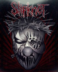 Slipknot - i loved this draw  #illustration #metal
