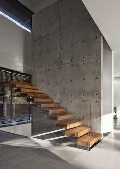 Casas Minimalistas y Modernas: Propuesta de Escaleras Modernas