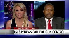 Carson on Obama's SC Shooting Remarks: 'The Heart of the Matter Is Not Guns'