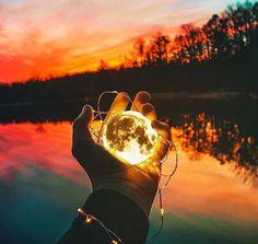Paisaje en mis manos