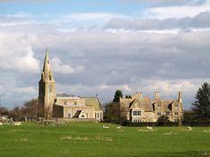 Pilton Church Northamptonshire| by saxonfenken