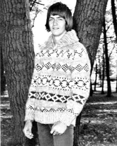 Cowichan Men & Women's Sweater Knitting Pattern by KilbellaVintage