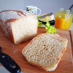 Original American Sandwich :: Bella-cooks-and-travels Quick Recipes, Healthy Recipes, Healthy Meals, Pampered Chef, Easy Peasy, Bread Baking, Sandwiches, Food And Drink, Snacks