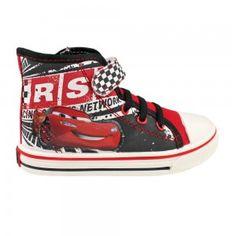 Zapatillas deportivas #Cars #Disney bota lona por sólo 13.65€!