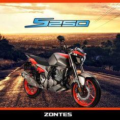 Tutkularını takip etmeye devam et... S250 ile doğru yoldasın!  www.zontes.com.tr