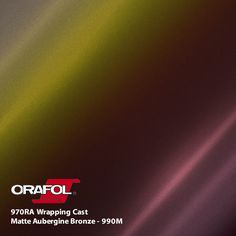 Available at https://www.fellers.com/orafol/cat/orafol-colored-patterned-wrap-vinyls/sub/colored-wrap-vinyl/set/970ra-premium-shift-effect-cast-wrapping-film