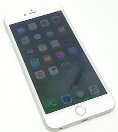 US Cellular Apple iPhone 6 Plus Silver 16GB Clean ESN Smartphone IOS Phone #2844 #Apple #Smartphone