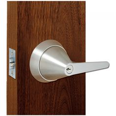 Townsteel TRX-L-75 Grade 1 Anti-Ligature Cylindrical Lever Lockset - Passage/Closet Set Function