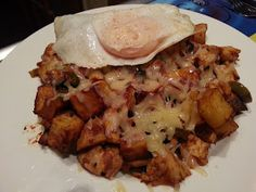 Slimming World Delights: Chicken Hash