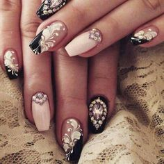 50 + New Nail Art 2018 The Best Styles