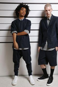 Public School Spring Summer 2016 Primavera Verano #Menswear #Trends #Tendencias #Moda Hombre - New Yor Fashion Week - M.F.T.