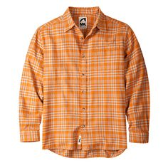$3 off MKSHARE3 Men's Peden Plaid - Stylish lightweight cotton flannel - Outdoor Clothing