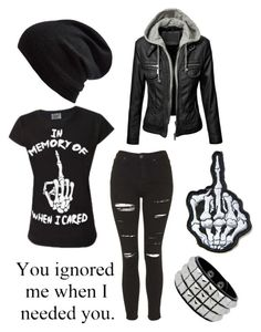 """""""Untitled #594"""" by bands-music ❤ liked on Polyvore featuring Echo and Topshop"""