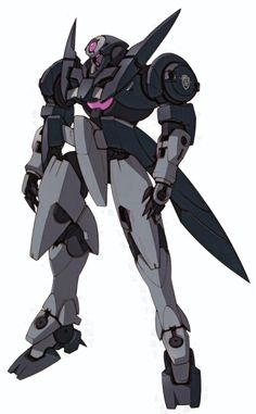 """GNX-607T GN-XII (aka GN-XII, pronounced """"Jinx Two"""") is the second generation model of the GN-X series featured in side story series Mobile Suit Gundam 00F."""