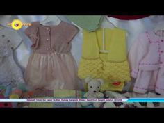 Derya Baykal'la Gülümse: Çocuk Elbisesi Yapımı - YouTube