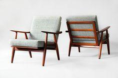 Hans J Wegner GE-270 chair for Getama