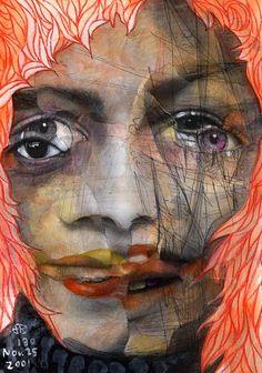"Artist Takahiro Kimura - Assemblage - Collage - The project broken faces"". Illustrations, Illustration Art, Ap Studio Art, A Level Art, Human Art, Creative Portraits, Portrait Art, Figurative Art, Art Studios"